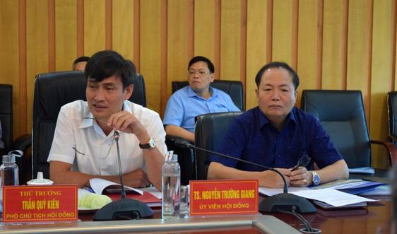 Đánh giá trữ lượng khoáng sản tại Yên Bái, Cao Bằng và Quảng Ninh