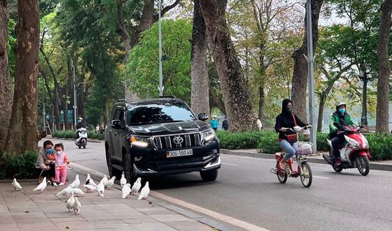 Từ 30/4 sẽ dừng hoạt động trên phố đi bộ Hoàn Kiếm (Hà Nội)