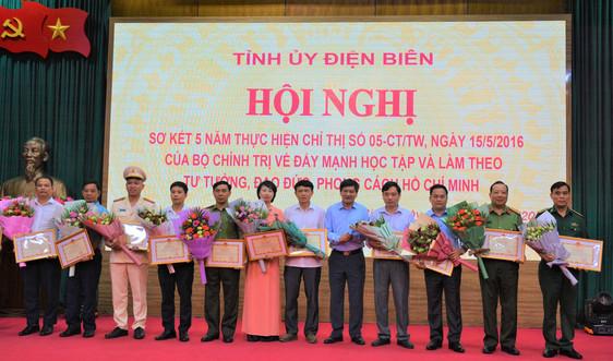Điện Biên: Sơ kết 5 năm thực hiện chỉ thị 05-CT/TW của Bộ Chính trị