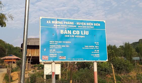 Gần 70 năm sau ngày Chiến thắng, Mường Phăng vẫn có bản chưa có điện