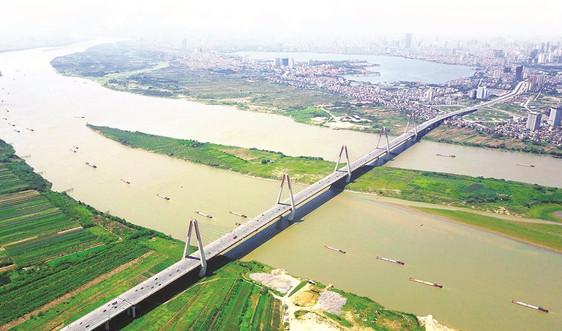 """Quy hoạch phân khu đô thị sông Hồng theo hướng """"thuận thiên"""""""