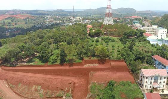 """Đắk Nông: Chỉ đạo thanh tra toàn diện việc cấp giấy phép xây dựng tại dự án """"đồi Cường Thịnh"""""""
