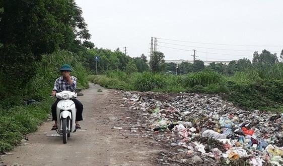 Hải Dương: Yêu cầu làm rõ trách nhiệm chậm trễ đóng cửa bãi rác tạm
