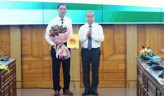 Thừa Thiên Huế: Bổ nhiệm lãnh đạo chủ chốt các sở, địa phương
