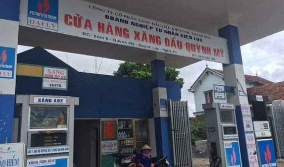 Nghệ An: Kiểm tra đột xuất hoạt động kinh doanh xăng dầu