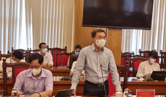 Đoàn kiểm tra của Bộ Y tế kiểm tra công tác phòng chống Covid-19 Vĩnh Phúc