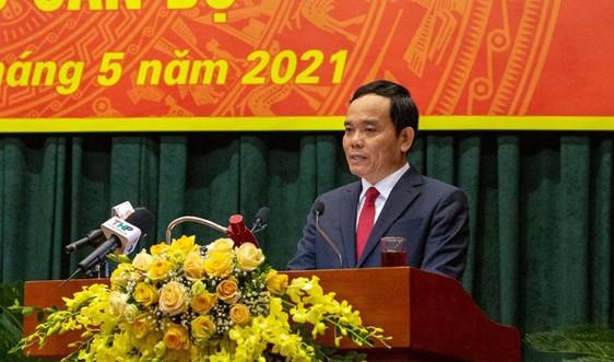 Ông Trần Lưu Quang được điều động, phân công giữ chức Bí thư Thành uỷ Hải Phòng