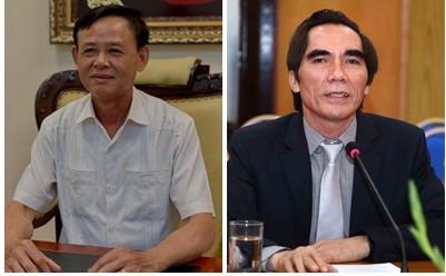 2 Thứ trưởng nghỉ hưu từ 1/5/2021