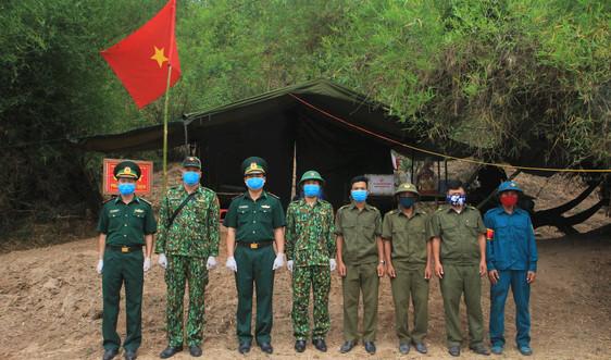 Quảng Trị: Liên tiếp phát hiện các vụ xuất nhập cảnh trái phép tại khu vực biên giới