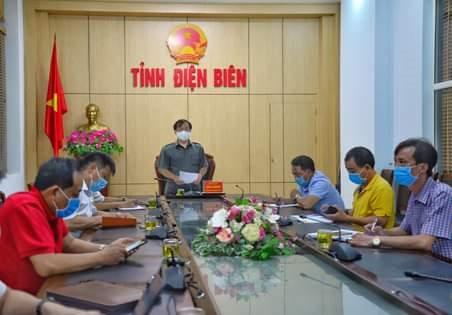 Điện Biên: Họp khẩn trong đêm vì có 7 trường hợp liên quan đến Bệnh viện Nhiệt đới Trung ương cơ sở 2
