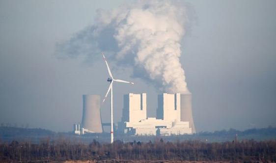 Đức nâng mục tiêu giảm phát thải CO2 năm 2030 lên 65%