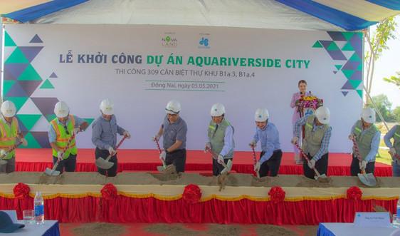 Tập đoàn Xây dựng Hòa Bình trúng thầu thi công khu Phức hợp Sóng Việt – The Opera Residence trị giá hơn 2.670 tỷ đồng