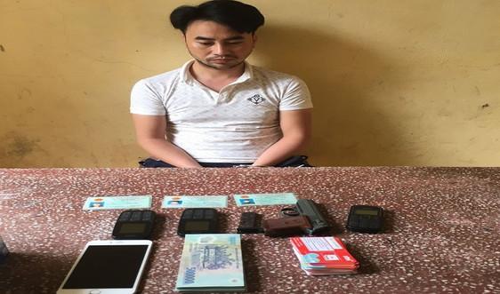 Thanh Hóa: Làm giả thông tin mua bán đất để lừa đảo
