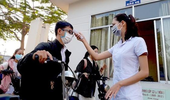 Học sinh Quảng Nam (trừ TP Hội An) đi học trở lại vào ngày 6/5