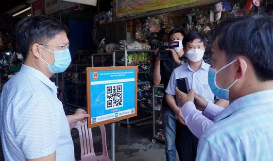 Thừa Thiên Huế: Không để COVID - 19 lây lan qua đường giao thương, vận chuyển hàng hóa