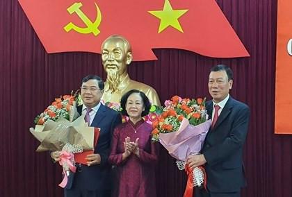 Đồng chí Phạm Gia Túc giữ chức Bí thư Tỉnh uỷ Nam Định