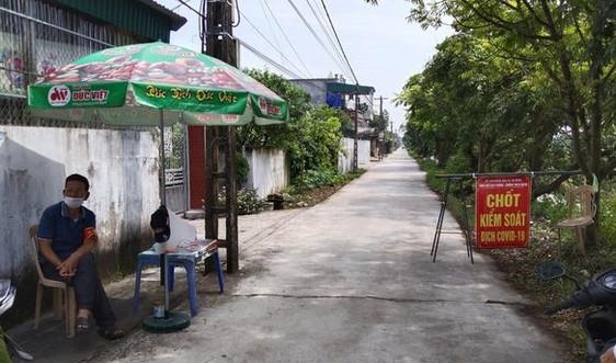 Thái Bình: Giãn cách xã hội toàn tỉnh từ 12 giờ trưa ngày 6/5