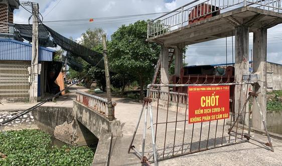 Chủ tịch tỉnh Nam Định chỉ đạo giãn cách xã hội thị trấn Cổ Lễ từ 0 giờ ngày 8/5