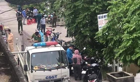 Nam Định: Một trường hợp nhiễm Covid-19 trong cộng đồng