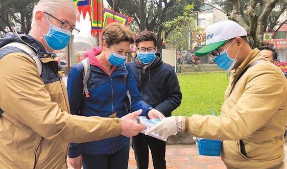 Ninh Bình: Tạm dừng đón khách tại các khu, điểm du lịch