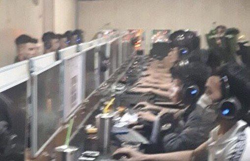 Gia Lộc – Hải Dương: Bất chấp lệnh cấm quán game vẫn hoạt động