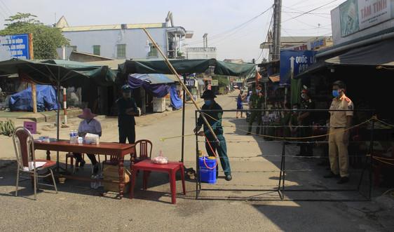 Lịch trình ca mắc Covid-19 trong cộng đồng tại Quảng Trị