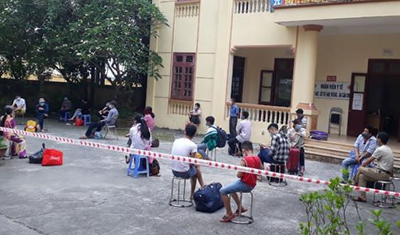 Phong tỏa cách ly y tế toàn bộ huyện Thuận Thành