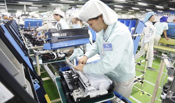 Nhóm hàng điện tử, máy tính, linh kiện trở thành chủ lực xuất khẩu của Việt Nam