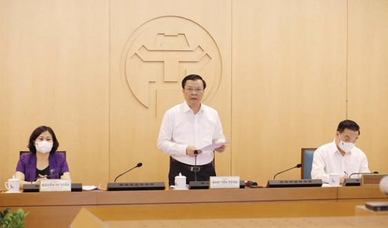 Hà Nội: Người đứng đầu cấp ủy không được ra khỏi thành phố