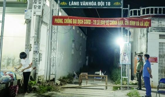 Điện Biên: Phong tỏa tạm thời khu dân cư liên quan đến bệnh nhân 3353