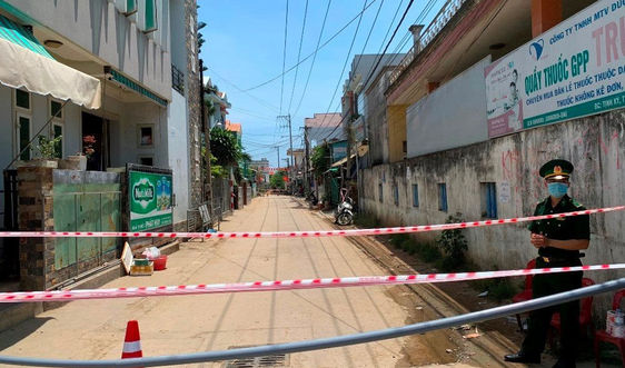 Quảng Ngãi: Kết thúc giãn cách xã hội, trừ thôn An Vĩnh