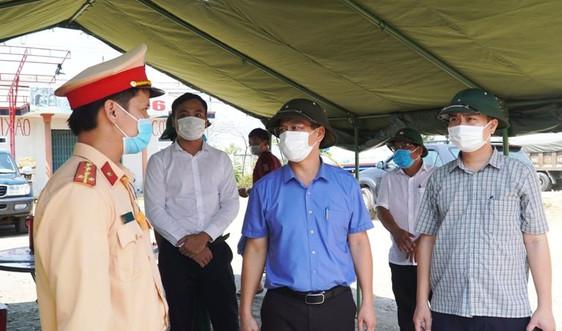 Thừa Thiên Huế phát hiện ca nghi dương tính thứ 5 với COVID - 19
