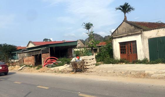 """Vân Đồn (Quảng Ninh):Nhiều diện tích đất nông nghiệp,đất công """"biến"""" thành đất ở?"""