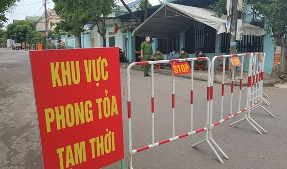 Hai ca nghi nhiễm Covid-19 ở Quảng Trị có lịch trình phức tạp