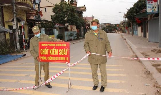 Hải Dương: Ghi nhận ca nhiễm Covid – 19 liên quan đến ổ dịch Bắc Ninh
