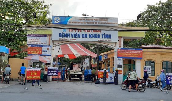 Hơn 4.000 mẫu xét nghiệm âm tính, Bệnh viện Đa khoa tỉnh Thái Bình dỡ lệnh phong tỏa