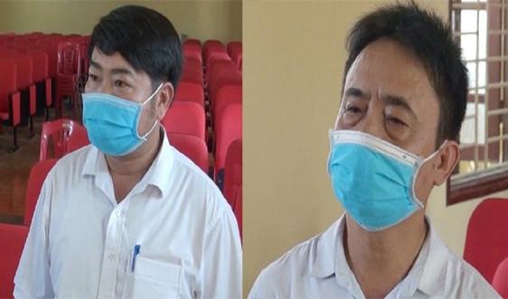 Thanh Hóa: Nguyên Chủ tịch và Địa chính xã bị bắt do sai phạm về đất đai