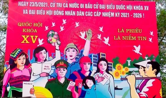 Thanh Hóa: Dừng tổ chức Liên hoan tuyên truyền, chào mừng bầu cử