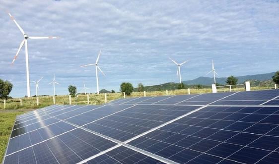 Năng lượng tái tạo và an ninh hệ thống điện