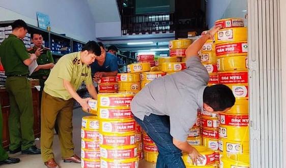 Vụ kinh doanh dây điện giả nhãn hiệu Trần Phú sang Công an xem xét dấu hiệu tội phạm hình sự