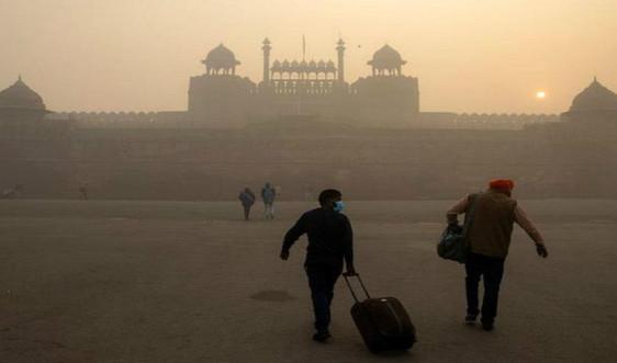 99 thành phố ở châu Á dễ tổn thương trước rủi ro môi trường