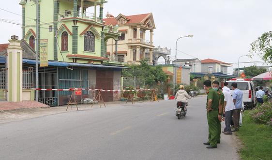 Hà Nam: Một lao động trở về từ Hàn Quốc dương tính với Covid-19