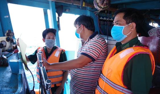 Tuần tra bảo vệ an ninh, an toàn tuyến đường ống dẫn khí dưới biển