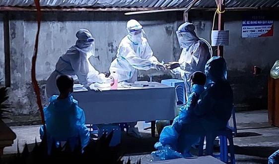 Điện Biên: Thêm 2 ca dương tính SARS-CoV-2