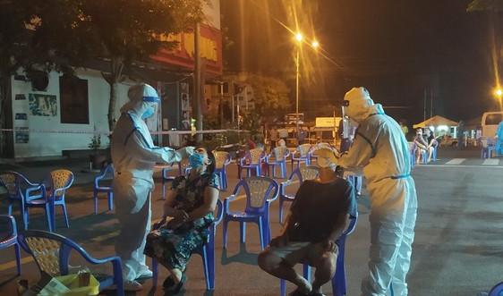 Ghi nhận ca COVID-19 cộng đồng, Đà Nẵng cách ly, xét nghiệm ngay trong đêm