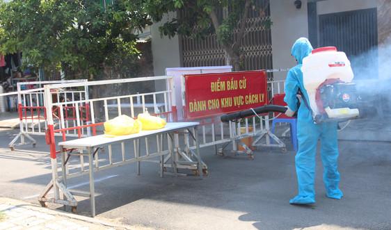Tăng cường công tác phòng chống dịch bệnh trước và trong thời gian bầu cử