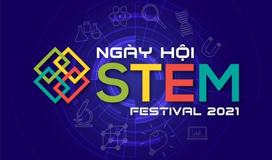 Ngày hội STEM Việt Nam 2021:Thúc đẩy giáo dụcvềkhoa học và công nghệ