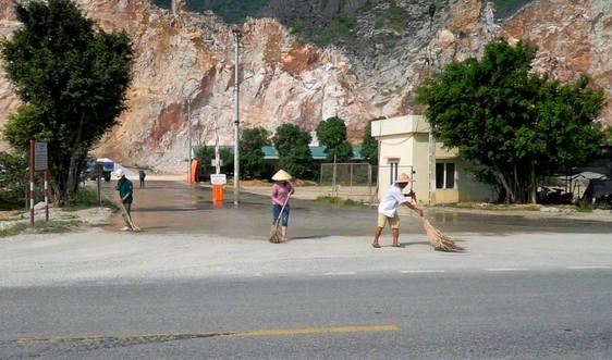 Thanh Hóa: Chấn chỉnh công tác bảo vệ môi trường đối với hoạt động khai thác đá