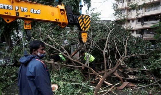 Ấn Độ tăng cường cứu hộ nạn nhân bão Taukte