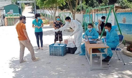 Điện Biên: Thêm 7 ca dương tính mới, 3 người là nhân viên y tế Bệnh viện dã chiến Điện Biên Phủ